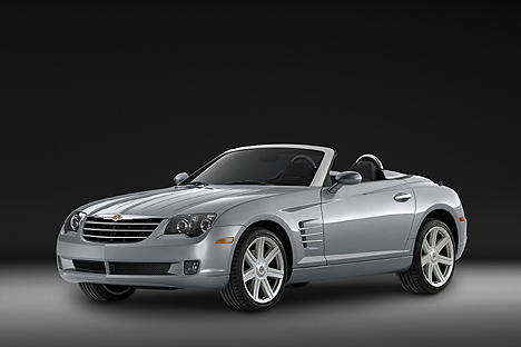 Фото Chrysler Crossfire Roadster