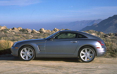 Фото Chrysler Crossfire