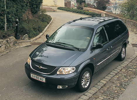 Фото Chrysler Grand Voyager IV