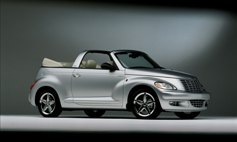 Фото Chrysler PT Cruiser Cabrio