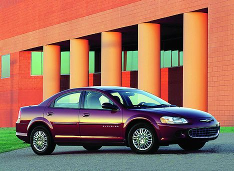 Фото Chrysler Sebring