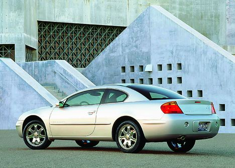Фото Chrysler Sebring Coupe II