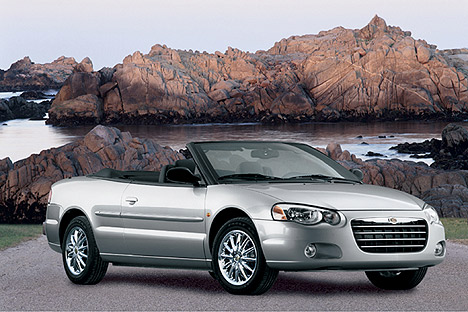 Фото Chrysler Sebring Convertible II