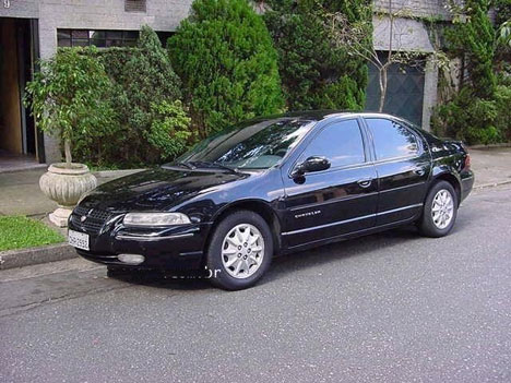 Фото Chrysler Stratus (JA)