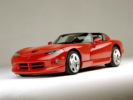 Фото Chrysler Viper Rt/10